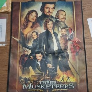 The Three Musketeers (2011) SDCC Exclusive Bag